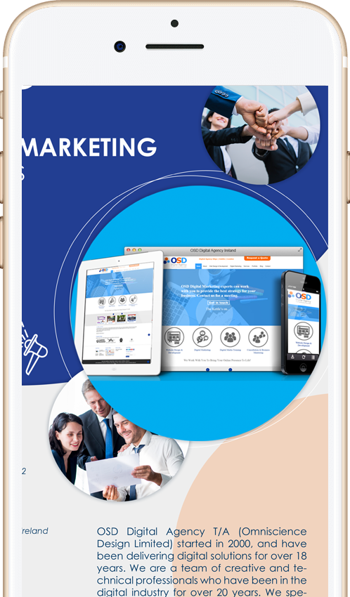 Iphone Digital Marketing